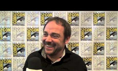 Mark Sheppard Talks Supernatural, Dirty Castiel