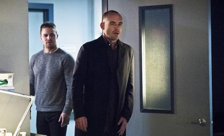 It can't be true - Arrow Season 4 Episode 19