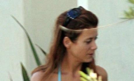 Blue Bikini Kate