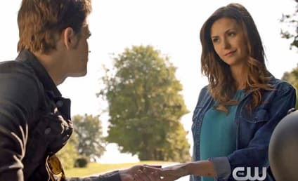 The Vampire Diaries Sneak Peek: Take Me With You