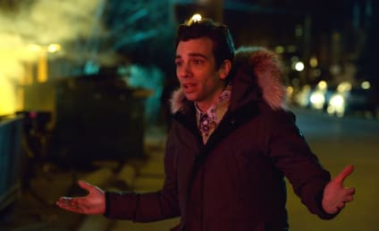 Man Seeking Woman Season 1 Episode 1 Review: Lizard