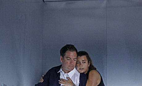 Ziva and Tony Photo