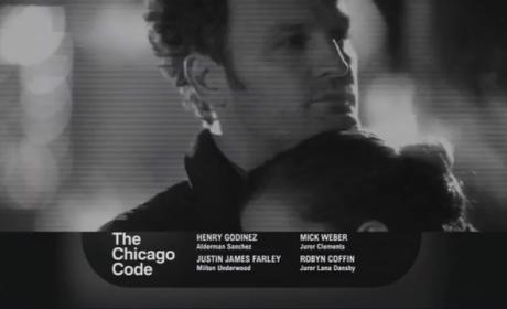 The Chicago Code Season Finale Promo