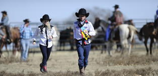 A Cattle Ranch - The Amazing Race