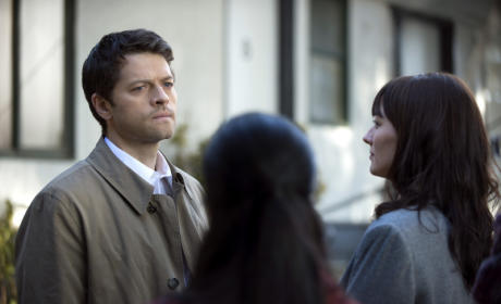 Can Castiel be a leader?