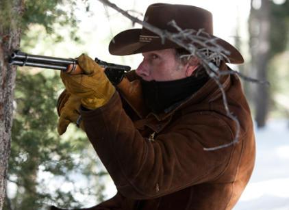 Watch Longmire Season 2 Episode 1 Online