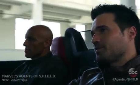 Agents of S.H.I.E.L.D. Sneak Peek: Ward is Back!