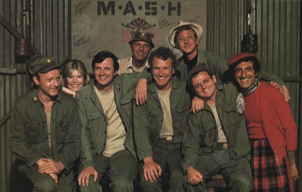 M*A*S*H Cast