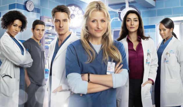 Emily Owens M.D. Cast Pic