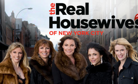 A New Cast for The Real Housewives of New York City?