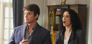 Would you rather Pete and Myka remain friends and partners, or for them to graduate to something more?