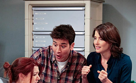How I Met Your Mother Review: Can't Hardly Wait For It