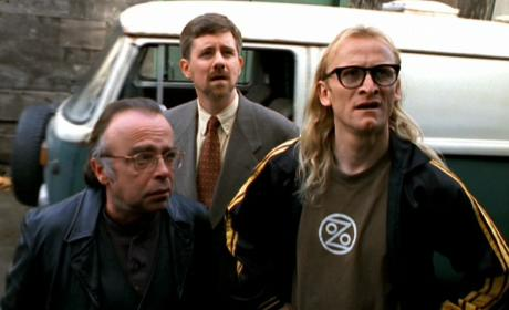 The X-Files Revival to Feature The Lone Gunmen!