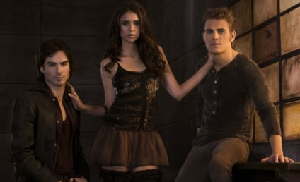 The Vampire Diaries Midseason Report Card: B
