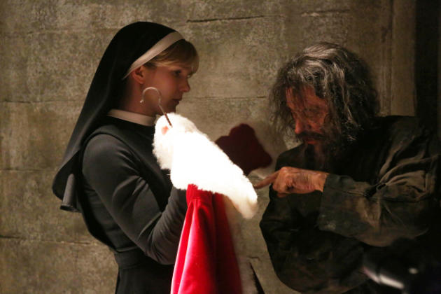 Santa At the Asylum