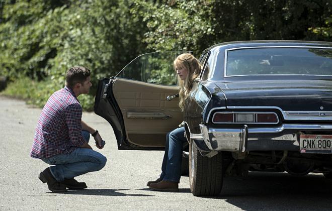 Supernatural Season Premiere Photos: Mama's Alright