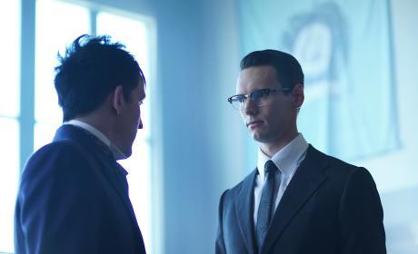 Plans - Gotham Season 3 Episode 6