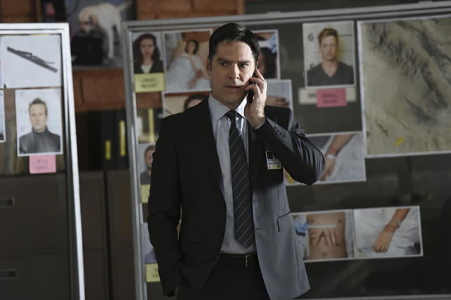 Getting the Job Done - Criminal Minds Season 12 Episode 1