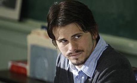 Jason Ritter Books Return to Parenthood