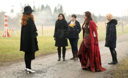 Once Upon a Time Season 5 Episode 18 Review: Ruby Slippers