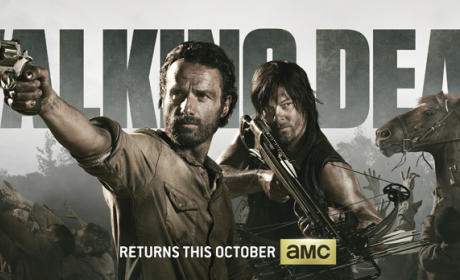 The Walking Dead Comic-Con Poster Released, Panel Confirmed