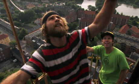 The Amazing Race Review: The Teflon Team