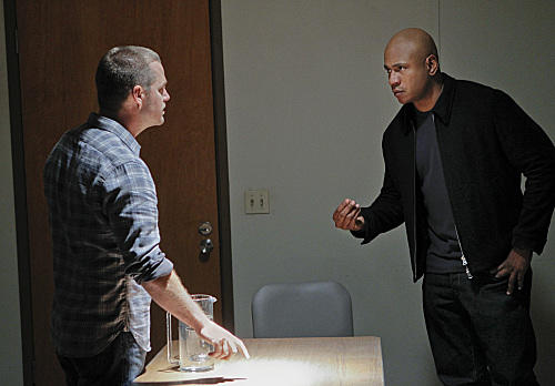 Sam and Callen Photo