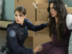 A Very Pregnant Marlo - Rookie Blue