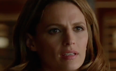 """Castle Promo - """"The Good, The Bad & The Baby"""""""