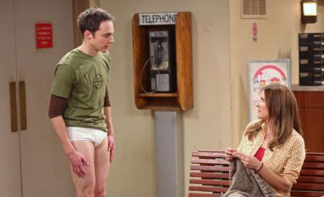 The Big Bang Theory Season 8 Episode 1 Review: The Locomotion Interruption