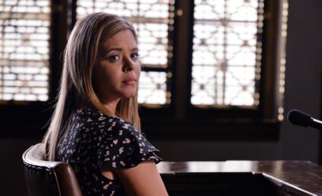 Shocked - Pretty Little Liars  Season 5 Episode 24