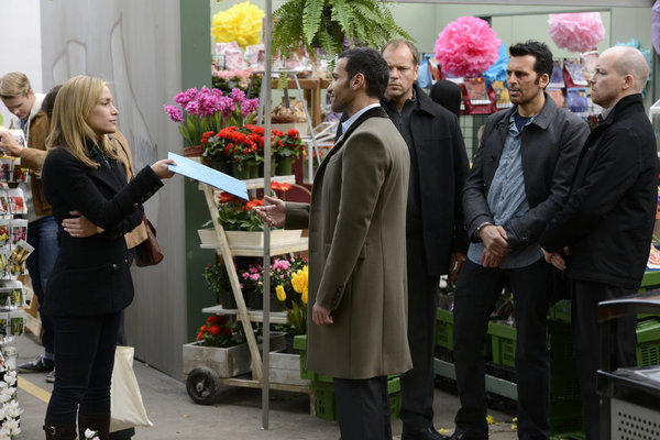 Covert Affairs Season Finale Scene