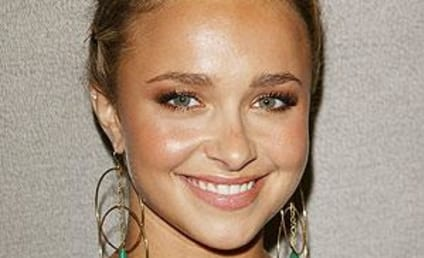 Hayden Panettiere Models Her Very Own Earrings