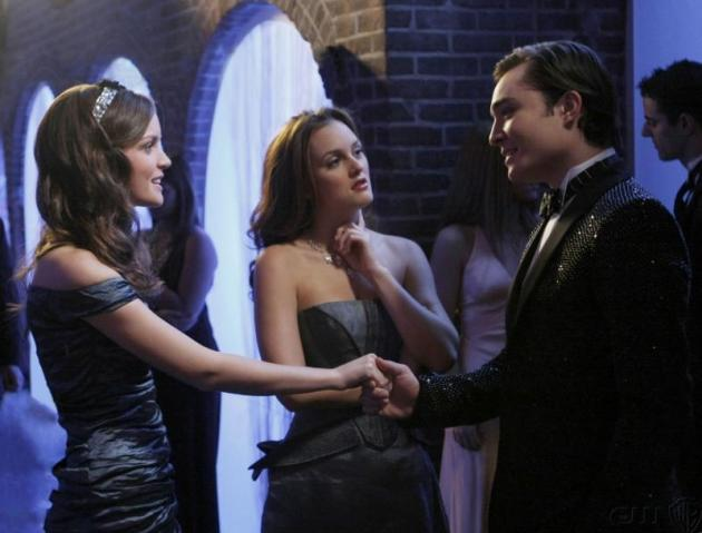 Chuck, Blair and ...