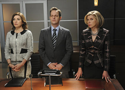 Watch The Good Wife Season 4 Episode 22 Online