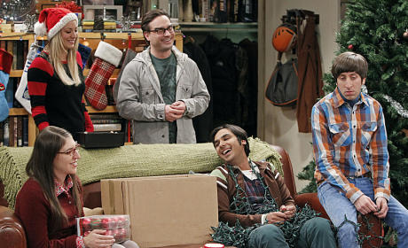 The Big Bang Theory Review: What If?