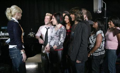 Stefani and the Idols