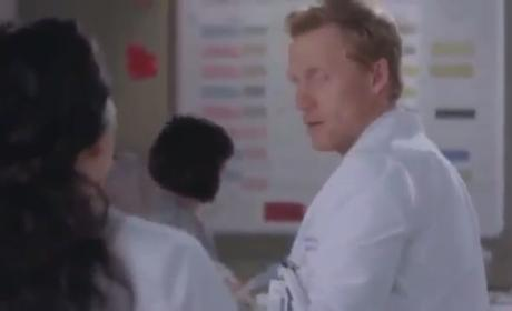 New Grey's Anatomy Clip: Crash and Burn