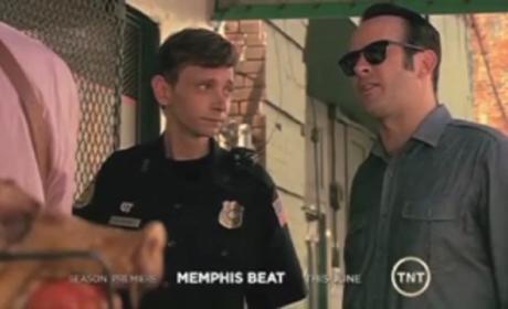 Memphis Beat Season 2 Preview: Watch Now!