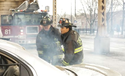 Chicago Fire Season 3 Episode 12 Review: Ambush Predator