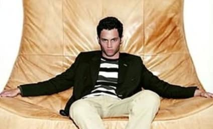 Penn Badgley: Stylish in GQ