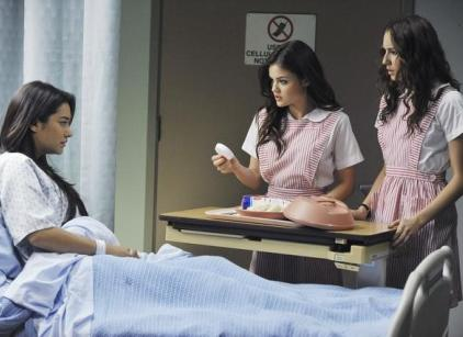 Watch Pretty Little Liars Season 2 Episode 8 Online