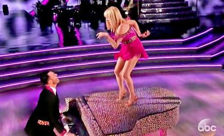 Dancing With the Stars Review: Patti's In Da Club!
