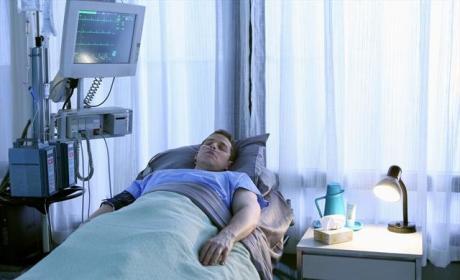 David in the Hospital