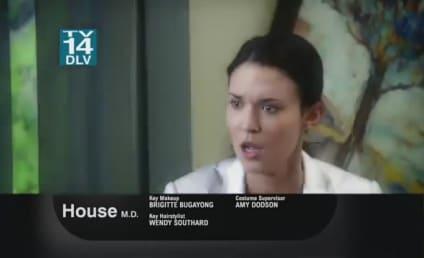 "House Episode Teaser: ""Nobody's Fault"""