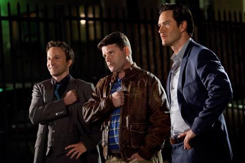 A Trio of Crime Fighters