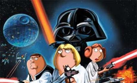 Family Guy Star Wars