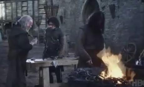 """Game of Thrones: News & Clips From """"The Kingsroad"""""""