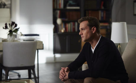 Harvey's Therapy - Suits Season 5 Episode 8