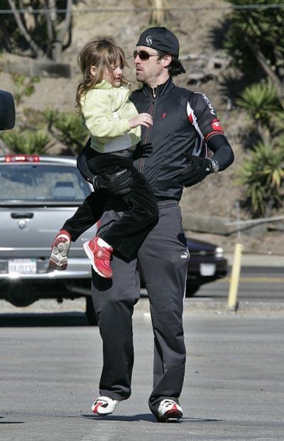 Patrick Dempsey, Daughter Go For a Ride - TV Fanatic